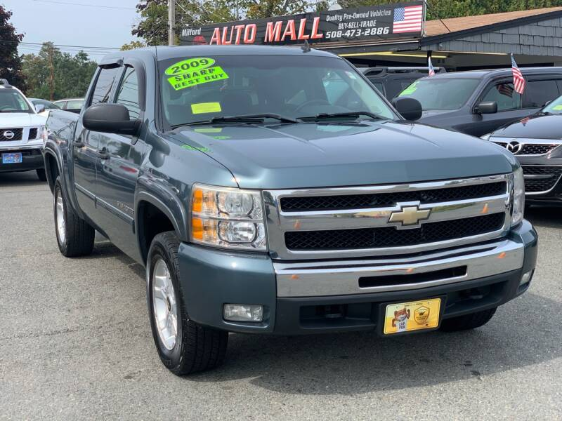 2009 Chevrolet Silverado 1500 for sale at Milford Auto Mall in Milford MA