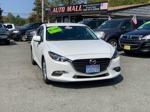 2017 Mazda MAZDA3 for sale at Milford Auto Mall in Milford MA