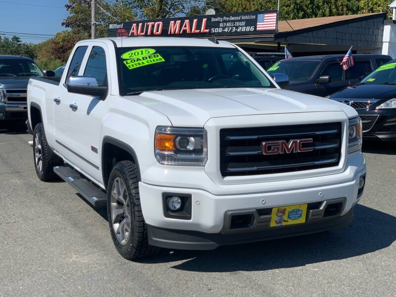 2015 GMC Sierra 1500 for sale at Milford Auto Mall in Milford MA