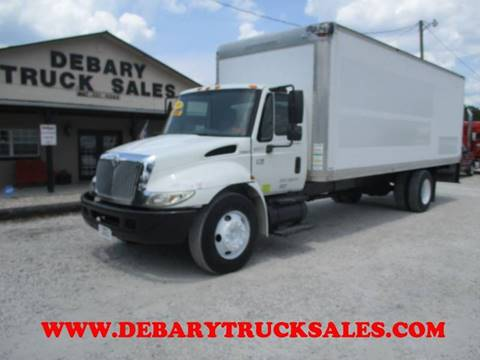 2007 International DuraStar 4200 for sale in Sanford, FL