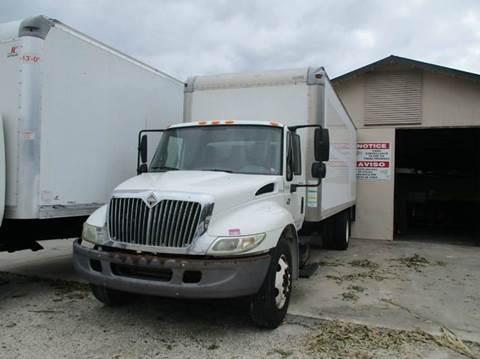 2007 International 4200 for sale in Sanford, FL