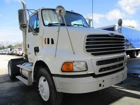 2006 Sterling A9500 SINGLE AXLE DAYCAB