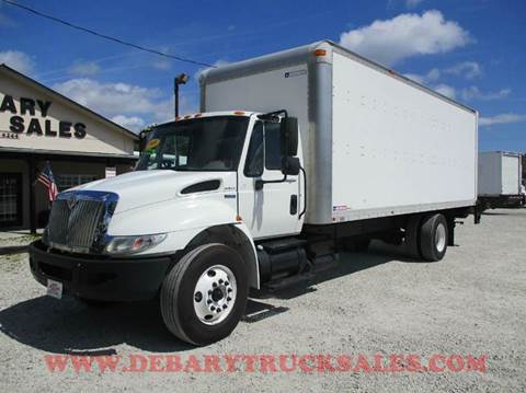 2009 International 4400 for sale in Sanford, FL