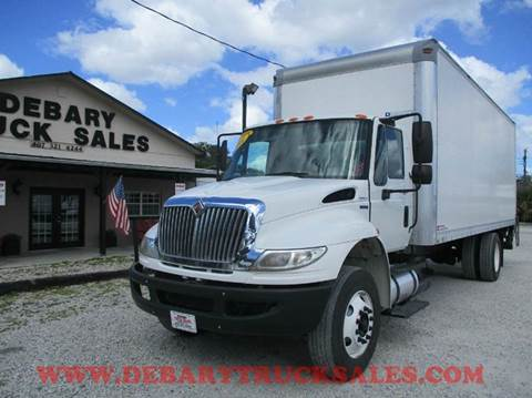 2011 International 4400 for sale in Sanford, FL