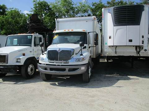2012 International 4300 for sale in Sanford, FL