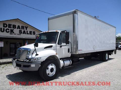 2013 International 4300 for sale in Sanford, FL