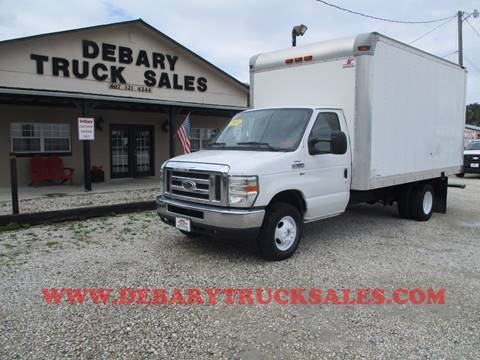2009 Ford E-Series Chassis for sale in Sanford, FL