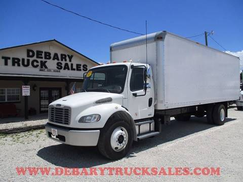 2012 Freightliner Business class M2 for sale in Sanford, FL