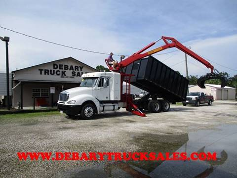 2009 Freightliner Columbia 120 for sale at DEBARY TRUCK SALES in Sanford FL