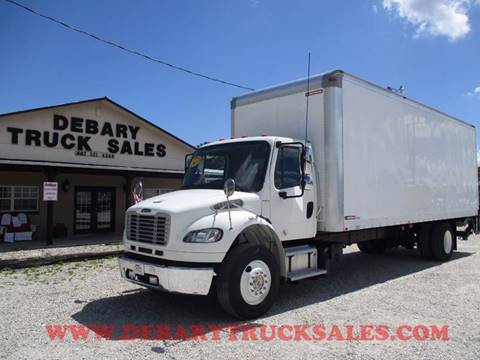 2013 Freightliner Business class M2 for sale in Sanford, FL