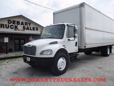 2009 Freightliner Business class M2