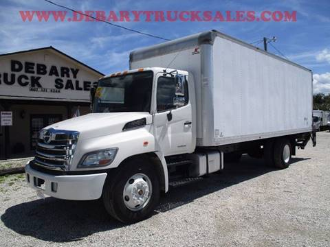 2013 Hino 268 for sale in Sanford, FL