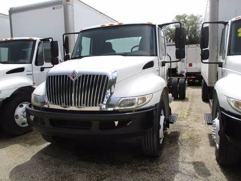 2009 International 4300 for sale in Sanford, FL