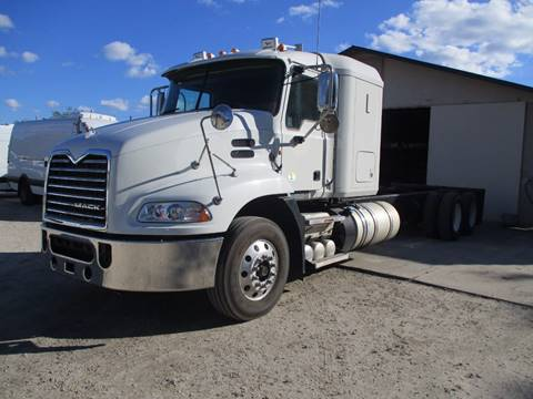 2012 Mack CXU600 PINNACLE for sale in Sanford, FL