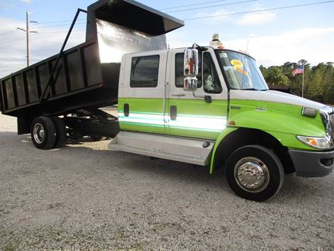2009 International 8600 for sale in Sanford, FL