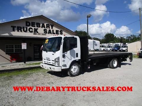 2013 Isuzu NQR for sale in Sanford, FL