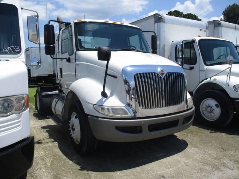 2011 International 8600