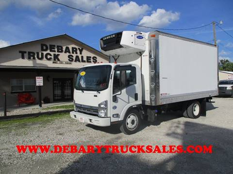 2012 Isuzu NRR for sale in Sanford, FL