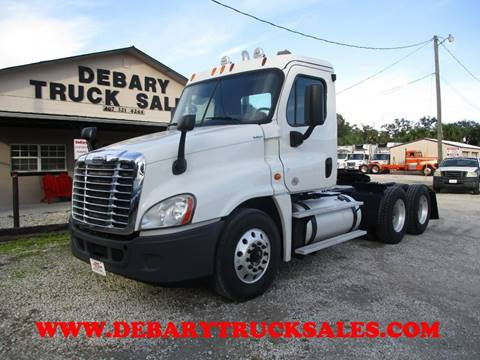 2014 Freightliner Cascadia for sale in Sanford, FL