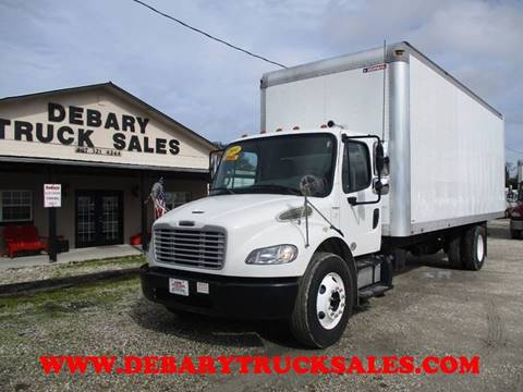 2014 Freightliner Business class M2 for sale in Sanford, FL