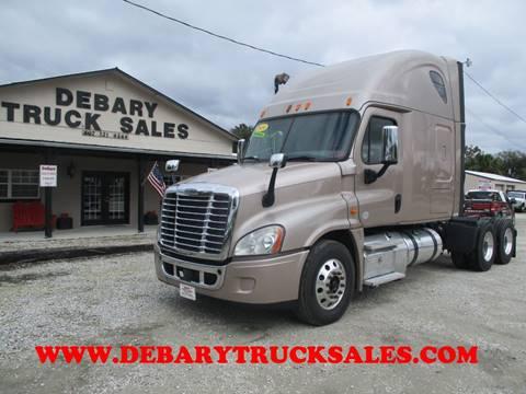 2014 Freightliner Cascadia for sale in Sanford, FL