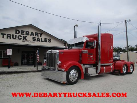 Used Peterbilt 379 For Sale In Florida Carsforsale Com