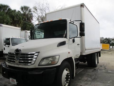 2010 Hino 268 for sale in Sanford, FL