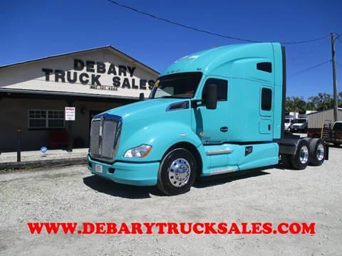 2014 Kenworth T680 for sale in Sanford, FL
