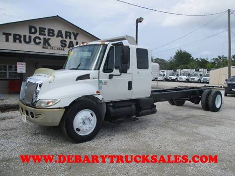 2004 International DuraStar 4300 for sale in Sanford, FL