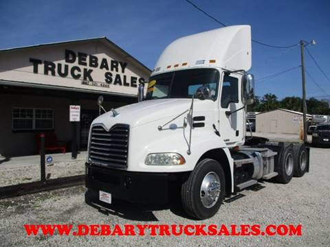 2012 Mack Pinnacle for sale in Sanford, FL