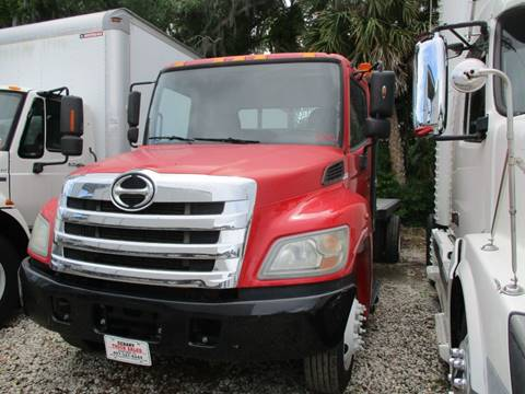 2012 Hino 268 for sale in Sanford, FL