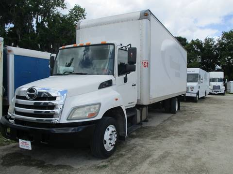 2011 Hino 258 for sale in Sanford, FL