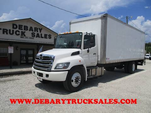 2015 Hino 268 for sale in Sanford, FL