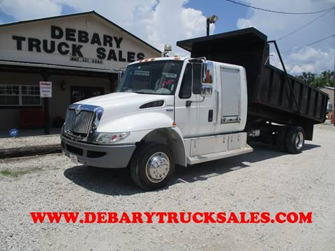 2009 International DuraStar 4300 for sale in Sanford, FL