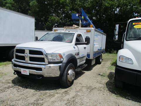 2015 Dodge Ram Chassis 5500 for sale in Sanford, FL