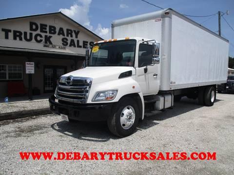 2013 Hino 268 for sale in Sanford, FL