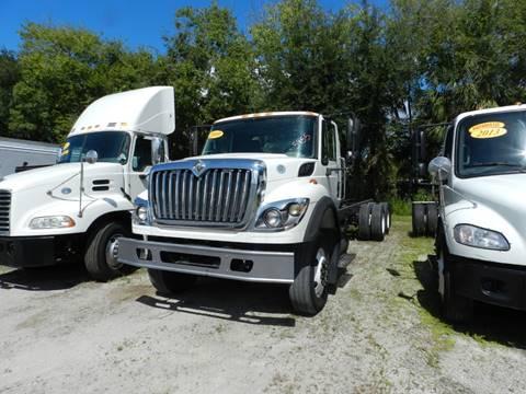 2009 International WorkStar 7600 for sale in Sanford, FL
