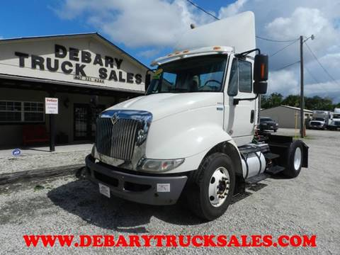 2013 International TranStar 8600 for sale in Sanford, FL