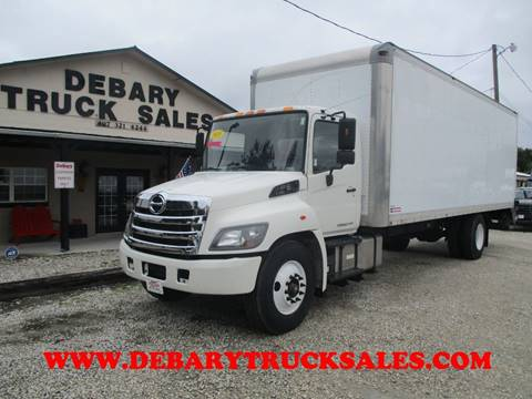 2015 Hino 268 for sale in Sanford, FL