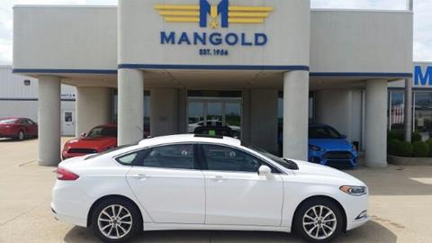 2017 Ford Fusion for sale in Eureka, IL