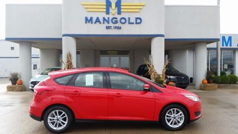 2017 Ford Focus for sale in Eureka, IL