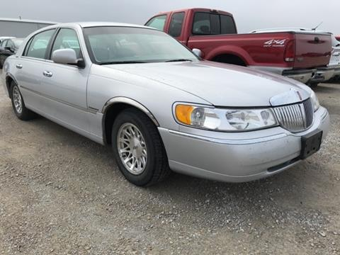 1998 Lincoln Town Car For Sale In Lolo Mt Carsforsale Com