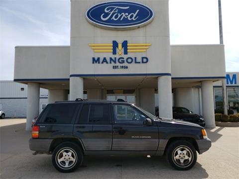 1998 Jeep Grand Cherokee for sale in Eureka, IL