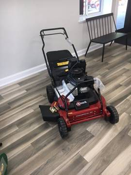 "2017 EXMARK  30"" MOWER  for sale in Manchester, ME"