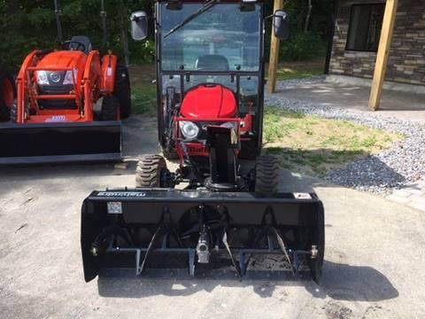 2017 MAHIMDRA EMAX 25S for sale in Manchester, ME