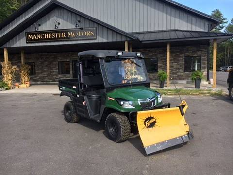 2017 Kioti MECHRON  for sale in Manchester, ME