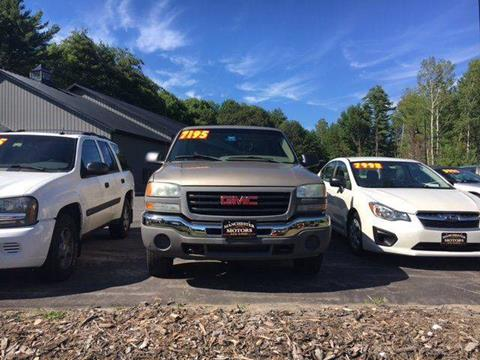 2004 GMC Sierra 1500 for sale in Manchester, ME