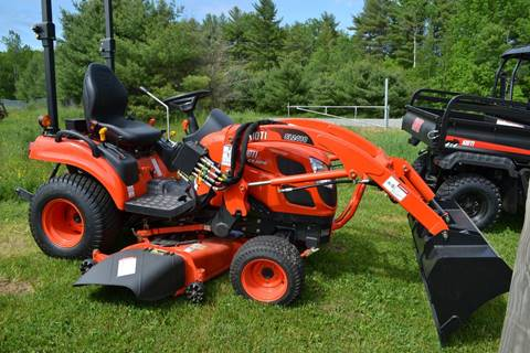 2017 Kioti CS2210 for sale in Manchester, ME