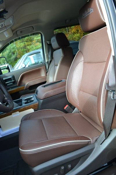 2016 Chevrolet Silverado 2500HD 4x4 High Country 4dr Crew Cab SB - Manchester ME