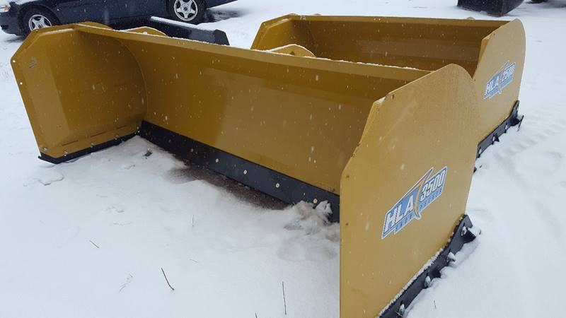 2017 HLA SNOW PUSHER 1500-3500 SERIES  - Manchester ME